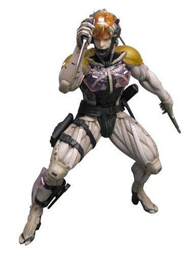 Metal Gear Solid 4: Raiden Action Figure