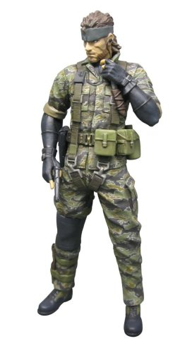 Metal Gear Solid 3: Snake Tiger Camo Version Action Figure