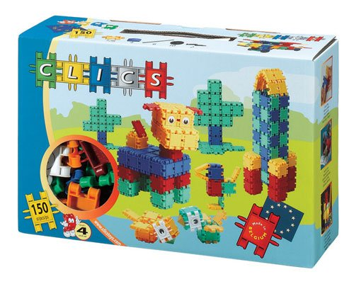 Clics Box 150 Pieces