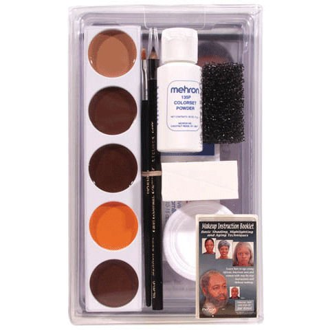 Student Kit Black Mini-Pro Halloween Makeup