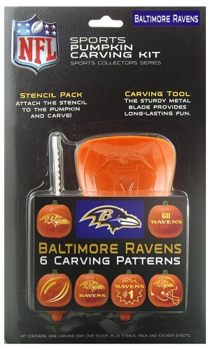 Baltimore Ravens Pumpkin Carving Kit