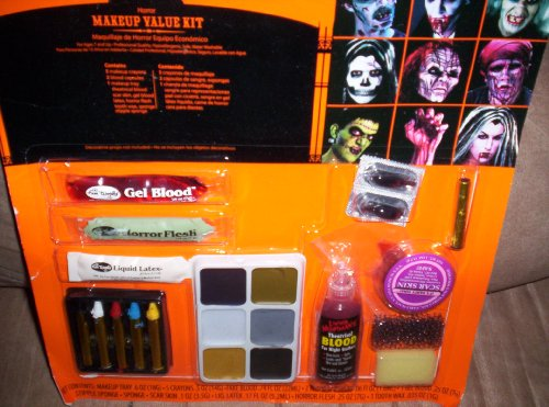 Halloween makeup Kit/Horror Makeup Value Kit